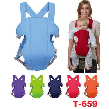 T-659: Breathable 3D Mesh Baby Carrier Sling -- 29A/36