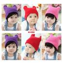H-056: Lovely Knitting Hedging Soft Warm Ear Hats -- 20 (R)