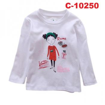 C-10250: Long Sleeve Top --  RTP14