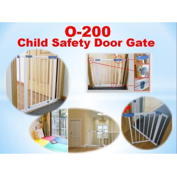 O-200: Child Safety Door Gate **East Malaysia need pay postage fees RM50**