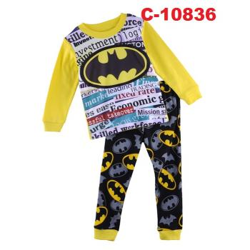 C-10836: Sleepsuit (Long Sleeve+Pant) -- 6/2