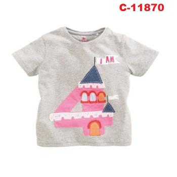 C-11870: Short Sleeve Top --  24/2