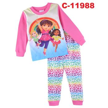C-11988: Sleepsuit (Long Sleeve+Pant) -- A