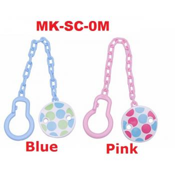 My Kingdom Baby Pacifier Clip * (R)