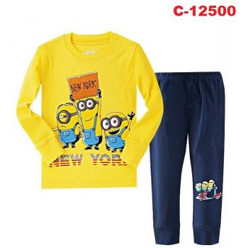 C-12500: Sleepsuit (Long Sleeve+Pant) --  5/2
