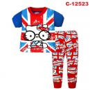 C-12523: Sleepsuit (Short Sleeve+Long Pant) -- 12/2