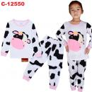 C-12550: Sleepsuit (Long Sleeve+Pant) --  6/1