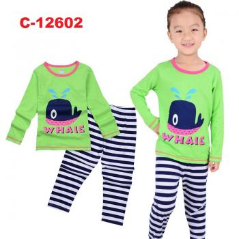C-12602: Sleepsuit (Long Sleeve+Pant) --   38