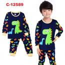 C-12589: Sleepsuit (Long Sleeve+Pant) -- 3