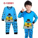 C-12591: Sleepsuit (Long Sleeve+Pant) --   7/1