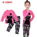 C-12601: Sleepsuit (Long Sleeve+Pant) --  G