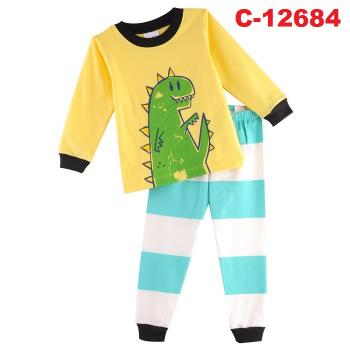 C-12684: Sleepsuit (Long Sleeve+Pant) -- 8/1