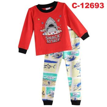 C-12693: Sleepsuit (Long Sleeve+Pant) -- 14/1