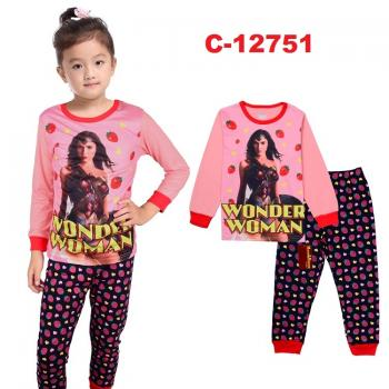 C-12751: Sleepsuit (Long Sleeve+Pant) -- 16/1