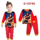 C-12746: Sleepsuit (Long Sleeve+Pant) -- 15/1