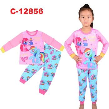 C-12856: Sleepsuit (Long Sleeve+Pant) --  17/2