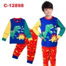 C-12898: Sleepsuit (Long Sleeve+Pant) --  G