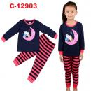 C-12903: Sleepsuit (Long Sleeve+Pant) --  36