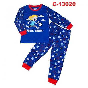 C-13020: Sleepsuit (Long Sleeve+Long Pant) -- 40