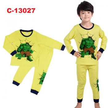 C-13027: Sleepsuit (Long Sleeve+Long Pant) --  8/1