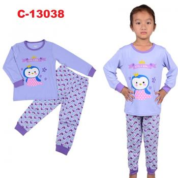 C-13038: Sleepsuit (Long Sleeve+Long Pant) --  41
