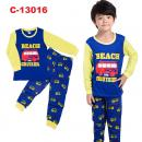 C-13016: Sleepsuit (Long Sleeve+Long Pant) --  6/2