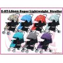 E-ST-LS602: Super lightweight  stroller ( **East Malaysia need pay postage fees RM75** )
