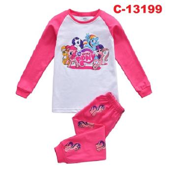 C-13199: Sleepsuit (Long Sleeve+Long Pant) --  R11/1