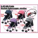 E-ST-MK-T288: Stylish lightweight  stroller ( **East Malaysia need pay postage fees RM75** )