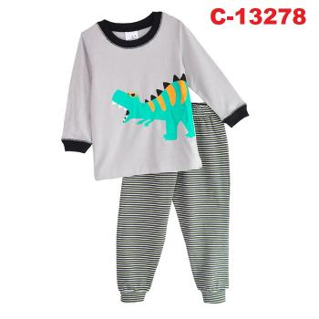 C-13278: Sleepsuit (Long Sleeve+Long Pant) -- 36