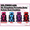 MK-PBSSC-688: My Kingdom Portable Baby Safety Seat Cushion