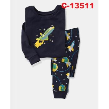 C-13511: Sleepsuit (Long Sleeve+Pant) -- 13/1