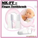 MK-FT : My Kingdom Finger Toothbrush--  A-22-1 (R)