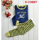 C-13667: Sleepsuit (Long Sleeve+Pant) -- 9/2