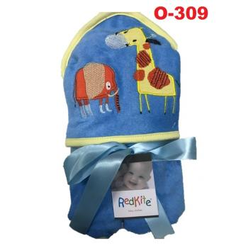 O-309: Baby Hooded Towel (R ) --    39