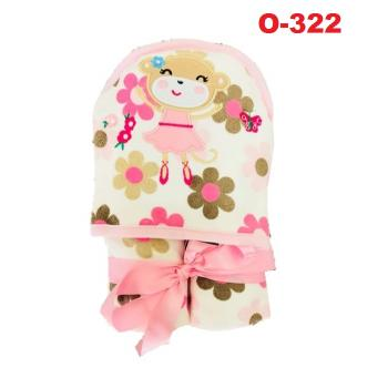 O-322: Baby Hooded Towel (R ) --     39