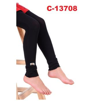 C-13708: Legging Pant ( Black ) -- 23/2 (R)