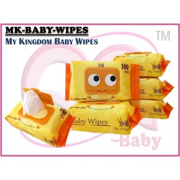 My Kingdom Baby Wipes (Non Alcohol) (W/M'sia no free postage)( Not Selling to East Malaysia **)