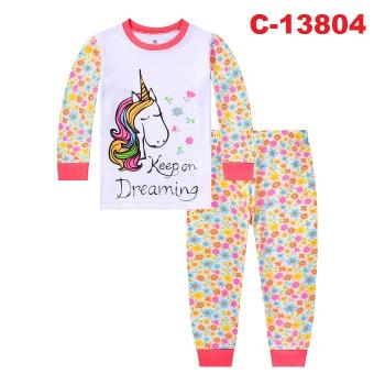 C-13804: Sleepsuit (Long Sleeve+Pant) --   17/2