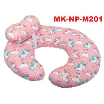 MK-NP-M201: My Kingdom Nursing Pillow (Pink) -- (R)