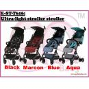 E-ST-T616: Unique Ultra-light Portable Stroller ( **W/M'Sia Free Postage, E/M'Sia postage fees RM90** )