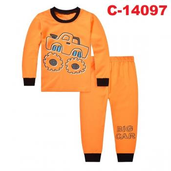 C-14097: Sleepsuit (Long Sleeve+Pant) - 12