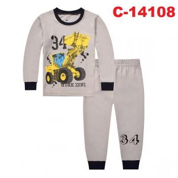C-14108: Sleepsuit (Long Sleeve+Pant) - R8/2