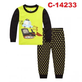C-14233: Sleepsuit (Long Sleeve+Pant) - 41