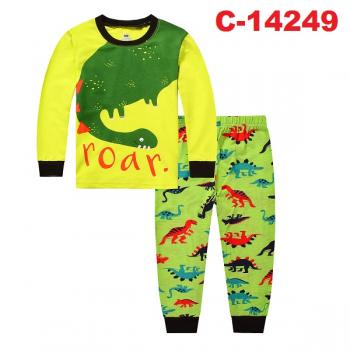 C-14249: Sleepsuit (Long Sleeve+Pant) * design slightly different - 42
