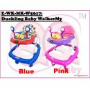 E-WK-MK-W5617: Duckling Baby Walker ( **East Malaysia need pay postage fees RM45** )