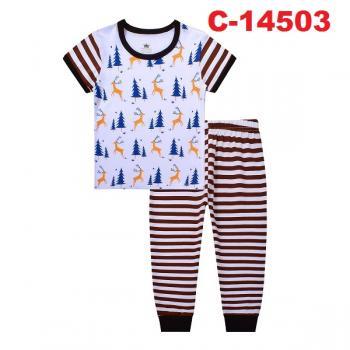 C-14503: Sleepsuit (Short Sleeve+Long Pant)-- R4/1