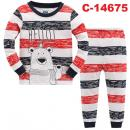 C-14675: Sleepsuit (Long Sleeve+Pant) -- C