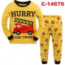 C-14676: Sleepsuit (Long Sleeve+Pant) -- R16/1