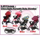 E-ST-YA2305  : Ultra-light Portable Baby Stroller ( **East Malaysia need pay postage fees RM120** )